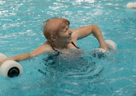 YMCA Aquatics Classes Healthy Joints