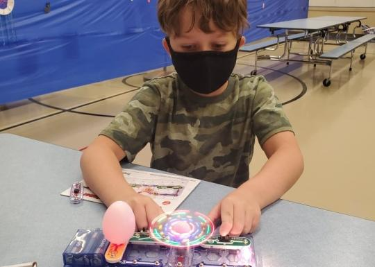 Child Care - STEM Snap Circuits